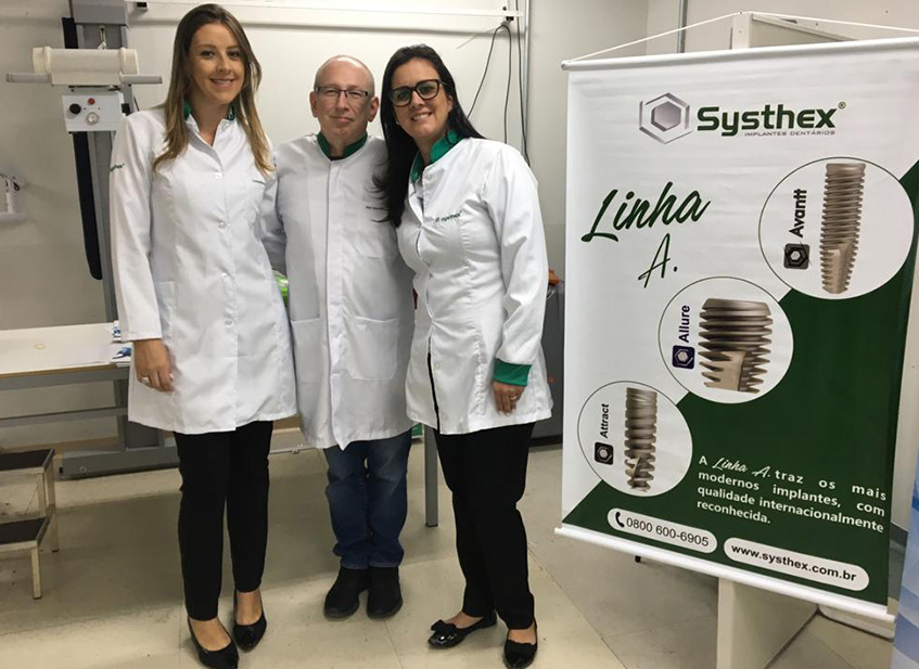 Systhex Hands-On Faculdade Anhanguera/Sp